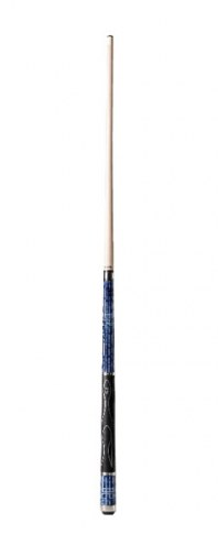 Cuetec Gen-Tek Blue Tech Design Fiberglass Pool Cue Stick