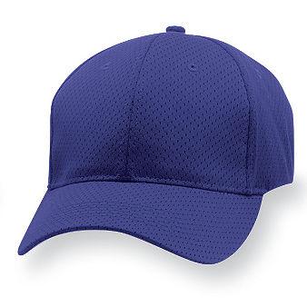 Sport Flex Athletic Mesh Baseball / Softball Cap