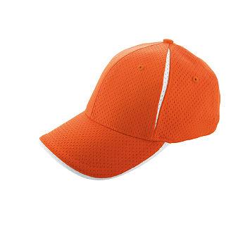 Sport Flex Color Block Athletic Mesh Baseball / Softball Cap