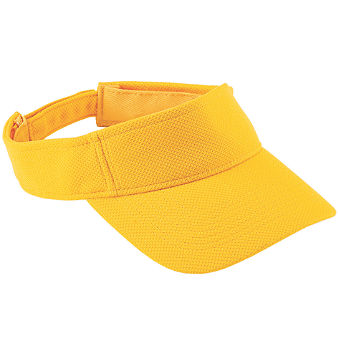 Adjustable Wicking Mesh Baseball / Softball Visor