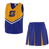 Custom Cheerleading Uniforms & Apparel - Youth