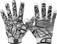 Cutters Game Day Football Youth Receiver Gloves