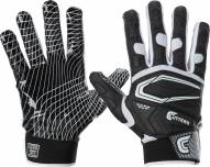 Cutters Game Day Padded Adult Football Lineman Gloves