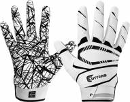 Cutters Game Day Padded Youth Football Gloves