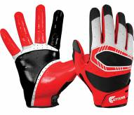 Cutters Rev Pro 3D Premium Adult Football Receiver Gloves