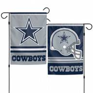 "Dallas Cowboys 11"" x 15"" Garden Flag"