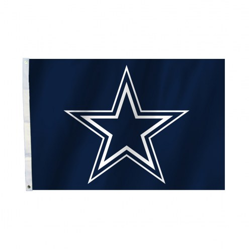 Dallas Cowboys 2' x 3' Logo Flag