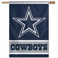 "Dallas Cowboys 27"" x 37"" Banner"