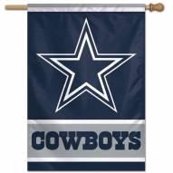 """Dallas Cowboys 27"""" x 37"""" Banner"""