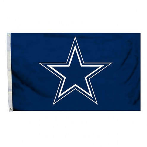 Dallas Cowboys 3' x 5' Logo Flag