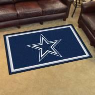 Dallas Cowboys 4' x 6' Area Rug