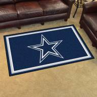 Dallas Cowboys 4' x 6' Area Rug