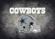 Dallas Cowboys 6' x 8' NFL Distressed Area Rug
