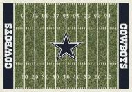 Dallas Cowboys 6' x 8' NFL Home Field Area Rug