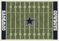 Dallas Cowboys 6' x 8' NFL Home Field Area Rug