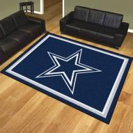 Dallas Cowboys 8' x 10' Area Rug