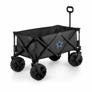 Dallas Cowboys Adventure Wagon with All-Terrain Wheels