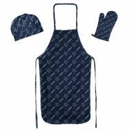 Dallas Cowboys Apron, Mitt, and Chef Hat