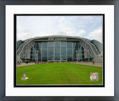 Dallas Cowboys AT&T Stadium Framed Photo