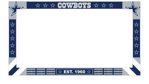 Dallas Cowboys Big Game Monitor Frame