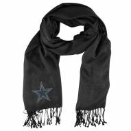 Dallas Cowboys Black Pashi Fan Scarf