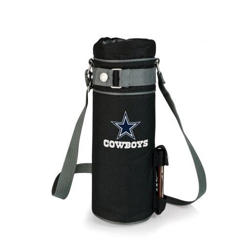 Dallas Cowboys Black Wine Sack