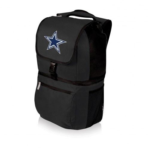 Dallas Cowboys Black Zuma Cooler Backpack