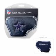 Dallas Cowboys Blade Putter Headcover