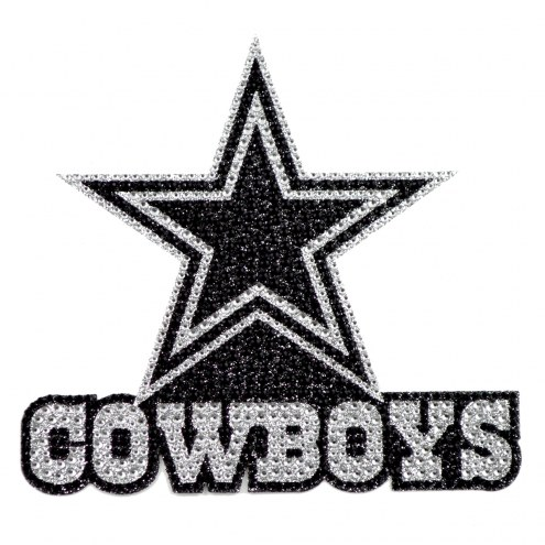 Dallas Cowboys Bling Car Emblem
