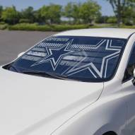 Dallas Cowboys Car Sun Shade