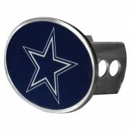 Dallas Cowboys Class II and III Oval Metal Hitch Cover