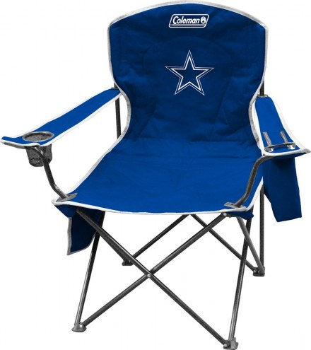 Dallas Cowboys Coleman XL Cooler Quad Chair