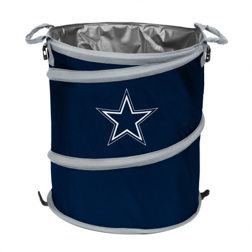 Dallas Cowboys Collapsible Laundry Hamper