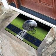 Dallas Cowboys Crumb Rubber Door Mat