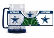 Dallas Cowboys Crystal Freezer Mug
