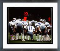 Dallas Cowboys Danny White Super Bowl XII 1978 Action Framed Photo