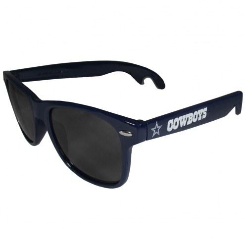 Dallas Cowboys Dark Blue Beachfarer Bottle Opener Sunglasses