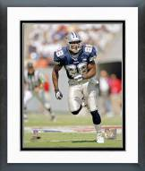 Dallas Cowboys Darren Woodson Action Framed Photo