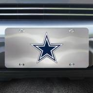 Dallas Cowboys Diecast License Plate