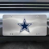 Dallas Cowboys Diecast License Plate