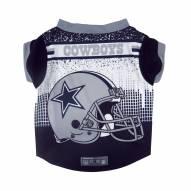 Dallas Cowboys Dog Performance Tee
