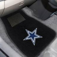 Dallas Cowboys Embroidered Car Mats