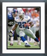 Dallas Cowboys Emmitt Smith Action Framed Photo