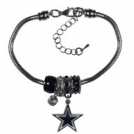 Dallas Cowboys Euro Bead Bracelet