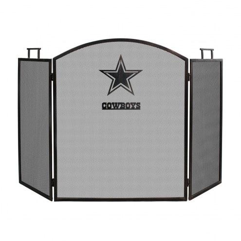 Dallas Cowboys Fireplace Screen