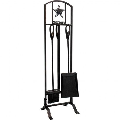Dallas Cowboys Fireplace Tool Set