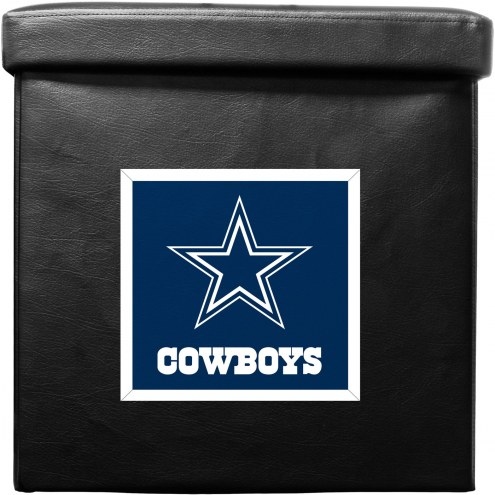 Dallas Cowboys Foldable Ottoman