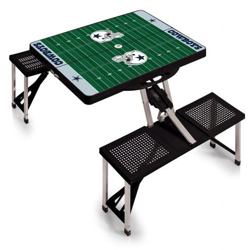 Dallas Cowboys Folding Picnic Table