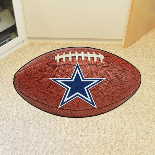 Dallas Cowboys Football Floor Mat