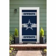 Dallas Cowboys Front Door Cover